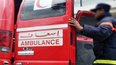 إصابة 27 شخصا إثر حادثة سير مروعة ضواحي مدينة القنيطرة 3