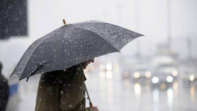مدن الشمال الأكثر استقبالا للأمطار خلال اليومين الماضيين 6