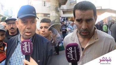 شهود عيان يروون كيف هاجم شخص بالسكين إمام مسجد بحومة الشوك 4