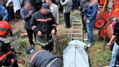 العثور على جثة طفلة اختفت في ظروف غامضة ضواحي العراش 3