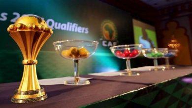 """رسميا.. """"الكاف"""" يعلن تصنيف منتخبات كأس أمم إفريقيا 4"""