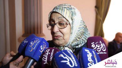 أمينة السوسي: اطلاق اسم خالد مشبال على اكبر قاعة ببيت الصحافة هو التفاتة رائعة (فيديو) 2