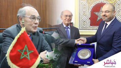 سفير روسيا بالمغرب يزور غرفة التجارة والصناعة والخدمات بطنجة (فيديو) 2