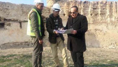 الأعرح يتفقد مشاريع ترميم وصيانة المواقع الأثرية والتاريخية بالحسيمة 7