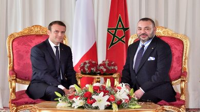 الملك محمد السادس يرسل برقية دعم وتضامن للرئيس الفرنسي 3