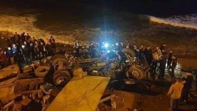 مصرع شخص إثر حادثة سير مميتة بالحسيمة (صور) 5