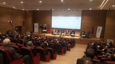 أمزازي يترأس مراسيم حفل تنصيب رئيس جامعة عبد المالك السعدي بتطوان 4