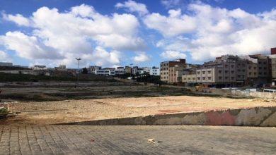 قرار جديد لجماعة طنجة بخصوص أرض سوق بئر الشفاء 2