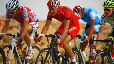 إنحراف عن مسار السباق  بين مدينتي طنجة ومارتيل يتسبب في إرباك طواف المغرب 3
