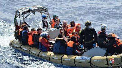 البحرية الإسبانية تنقذ 46 مهاجرا أبحروا من سواحل طنجة 6