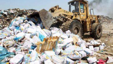 جهة طنجة..حجز وإتلاف أزيد من 10 أطنان من المنتجات الغذائية غير الصالحة للاستهلاك 3
