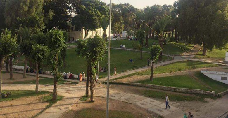حدائق المندوبية - الجنازة كبيرة والميت فأر - 1
