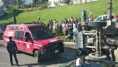 شاحنة تدهس سائق سيارة أجرة بطنجة وترديه قتيلا 4