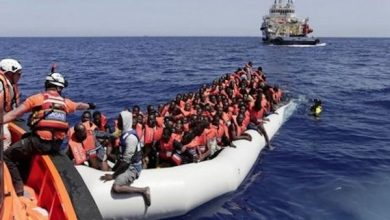البحرية الملكية تنقذ 151 مهاجرا سريا بسواحل طنجة 3
