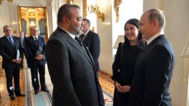 الملك يعزي الرئيس الروسي في ضحايا احتراق الطائرة 4