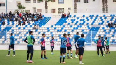 جماهير شباب الريف الحسيمي تقتحم تداريب الفريق وتعتدي على اللاعبين 3