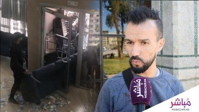قريب المتهم باقتحام البنك:القاضي تأثر لحالة أحمد ووالده بكى فرحا بعد سماع الحكم عليه ب3سنوات 4