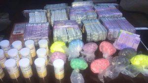 طنجة..الأمن يوقف 3 أشخاص ويحجز أزيد من 8000 قرص مخدر.. 4