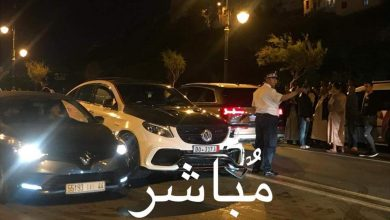 مصدر أمني: مرتكب حادثة السير بمرقالة لم يغادر المغرب ويتواجد بولاية أمن طنجة 4