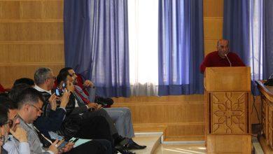 من غرائب دورة جماعة طنجة منع الصحافيين والسماح لمستشارين بالتصوير 3