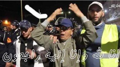 """غضب وغليان بعد وفاة """"عبد الله حجيلي"""" الأب الروحي للأساتذة المتعاقدين 4"""