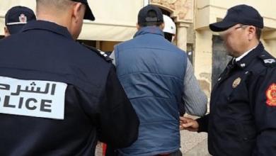 الأمن يوقف مقدم شرطة يمتهن النقل السري 5