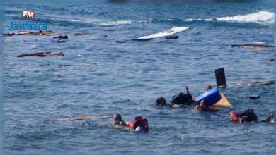 مصرع 54 مهاجرا غرقا قبالة السواحل التونسية 3