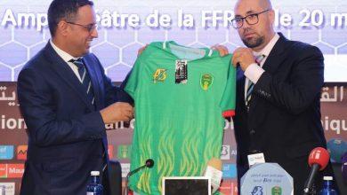 شركة طنجاوية تتكلف بصناعة أقمصة المنتخب الموريتاني 5