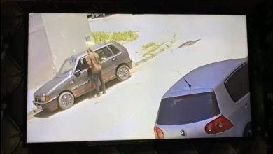 أمن طنجة يضع يده على سارق السيارة بمنطقة العوامة 4
