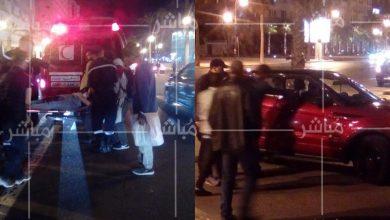 مصرع فتاة في حادثة سير خطيرة بكورنيش طنجة 2