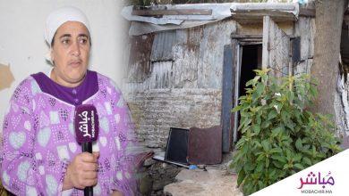 مؤلم..أسرة تعيش في براكة وظروف مزرية في طنجة الكبرى (فيديو) 3