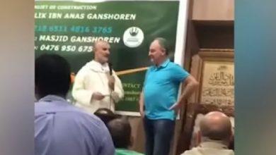 سبحان الله..نصراني يتصدق كل شهر رمضان على مسجد ببروكسيل البلجيكية (فيديو) 5