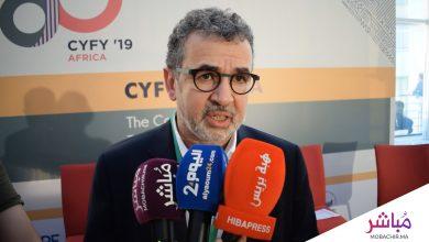 رئيس الجامعة الدولية بالرباط ومشاركة المغرب في مؤتمر للتكنولوجيا والإبتكار بطنجة 5