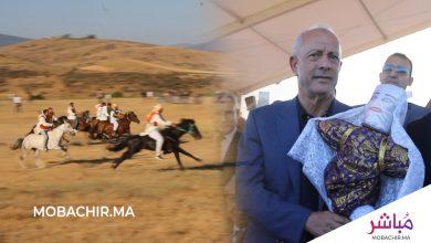 شخصيات وازنة تحضر اختتام فعاليات مهرجان ماطا للفروسية ببني عروس 1