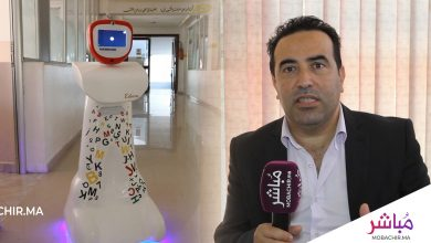 مغربي يخترع روبوت يساعد الأطفال المعاقين على التمدرس عن بعد (فيديو) 5