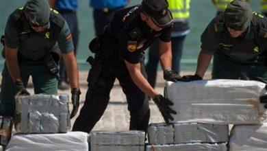 الشرطة الإسبانية تفكك شبكة إجرامية للتهريب والإتجار الدولي في المخدرات 5