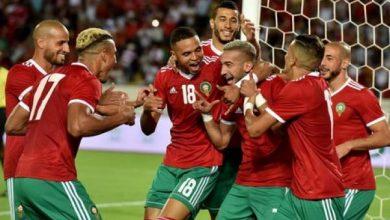 هذه هي التشكيلة الرسمية للمنتخب الوطني المغربي ضد ناميبيا 2