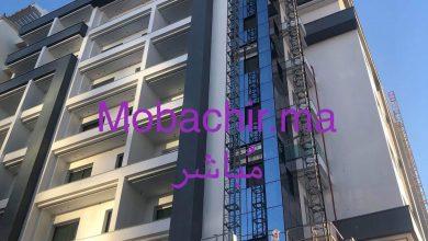 طنجة..مصرع عامل زجاج بعد سقوطه من الطابق الثاني لعمارة سكنية 5