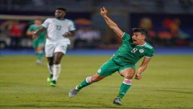 الجزائر تنتزع بطاقة التأهل للدور الثاني على حساب السنغال 2