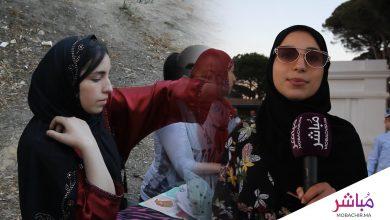 متنزه الرميلات..يقصده طنجاوة في ثاني أيام عيد الفطر (فيديو) 1