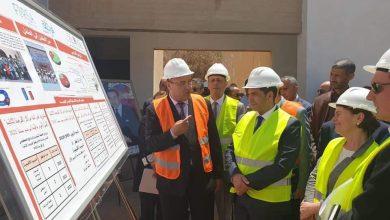 """أمزازي يعطي الانطلاقة الرسمية للمرحلة الثانية لبرنامج """"فرصة للجميع"""" 2019-2022 بمراكش 5"""