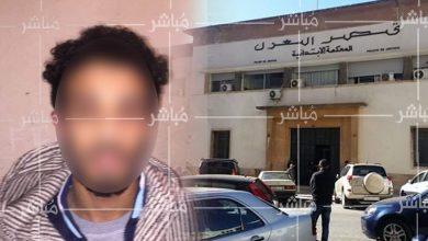"""انفراد..عبد القادر """"الجبلي"""" يدلي للمحكمة بشهادة ميلاد ثانية لإثبات أنه قاصر 3"""
