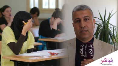 السبايجي: امتحانات الجهوي بطنجة مرت في ظروف عادية (فيديو) 6