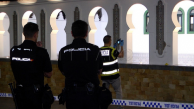 إطلاق نار على مسجد بسبتة المحتلة (فيديو) 4
