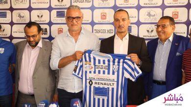 اتحاد طنجة يقدم مدربه الجزائري الجديد 3