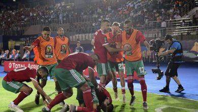 الكان..المنتخب المغربي الأكثر استحواذا للكرة والنصيري ضمن التشكيلة المثالية 2