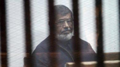 عاجل.. وفاة الرئيس المصري الأسبق محمد مرسي أثناء محاكمته 5