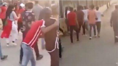 صادم.. مشجعات مغربيات يتعرضن للتحرش والمطاردة بمحيط ملعب السلام بالقاهرة 3