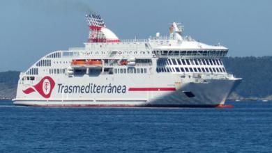 باخرة جديدة لتأمين الخط البحري الرابط بين إسبانيا وموانئ الريف 6