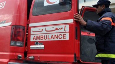 """مصرع شاب إثر حادثة سير خطيرة بمنطقة """"دار الشاوي"""" 4"""